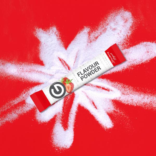 Gymper Flavour Powder Erdbeer-Joghurt