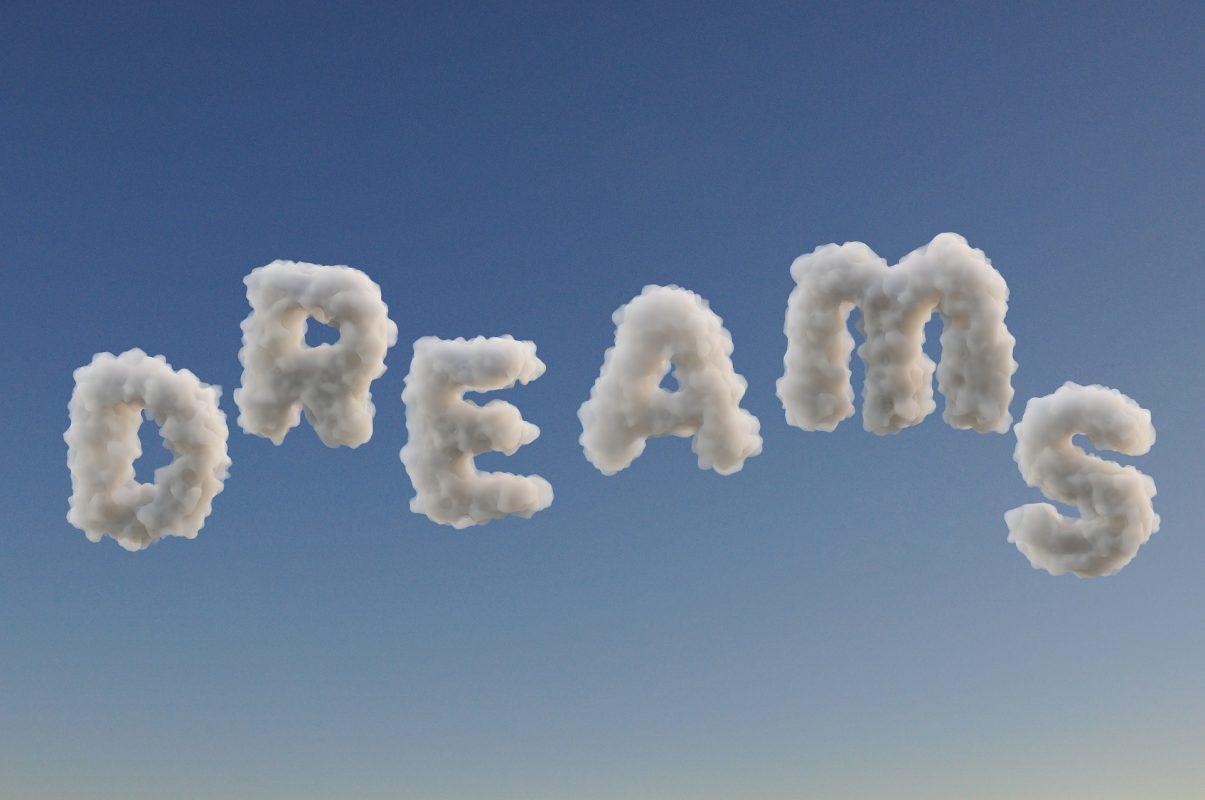Träume und Traumphasen sind wichtig im Schlaf.