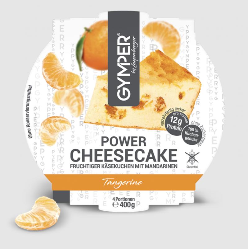 GYMPER Cheesecake Mandarine