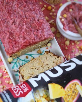 Wonder Cake mit Tropical Mix Müsli