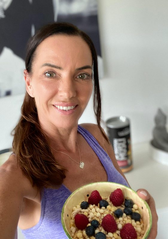Tina Reisner gibt als Ernährungscoach Tipps zum Thema Obst.