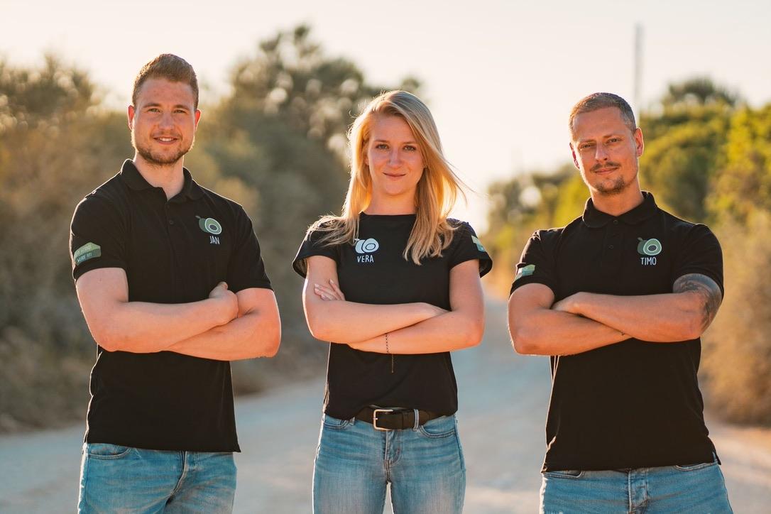 Jan, Vera und Timo: Das Experten-Team der Ernährungsberatung Kohlemann aus Walsrode.